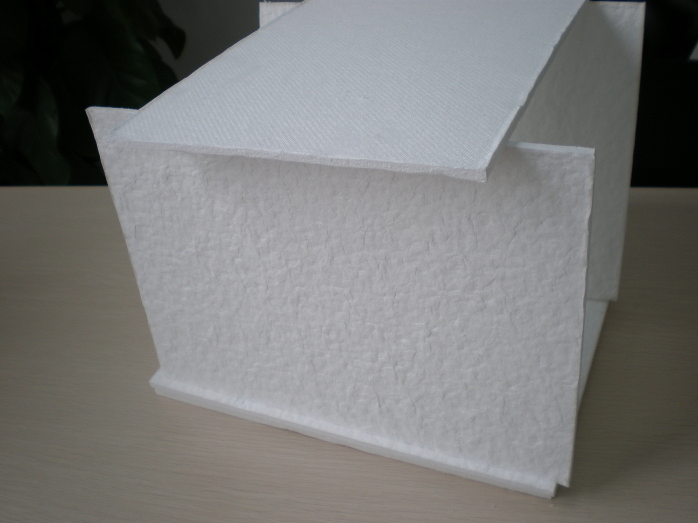 VIP Glassfiber Core Material
