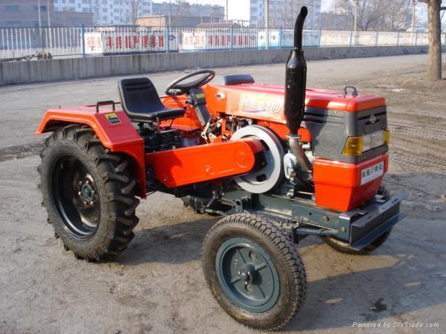 Small Garden Tractors