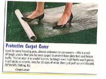 PE Carpet Masking Film (QD-904-1)