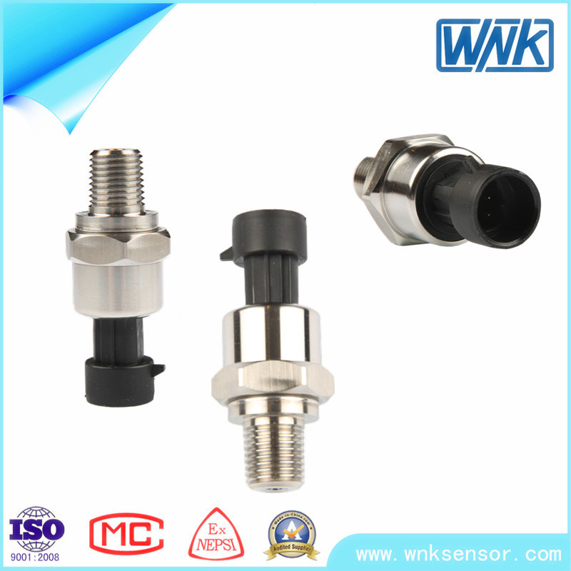 4-20mA Small Size Stainless Steel Pressure Transducer- Factory Price