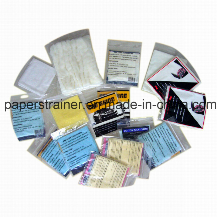 High Quality Auto Painting Tack Cloth
