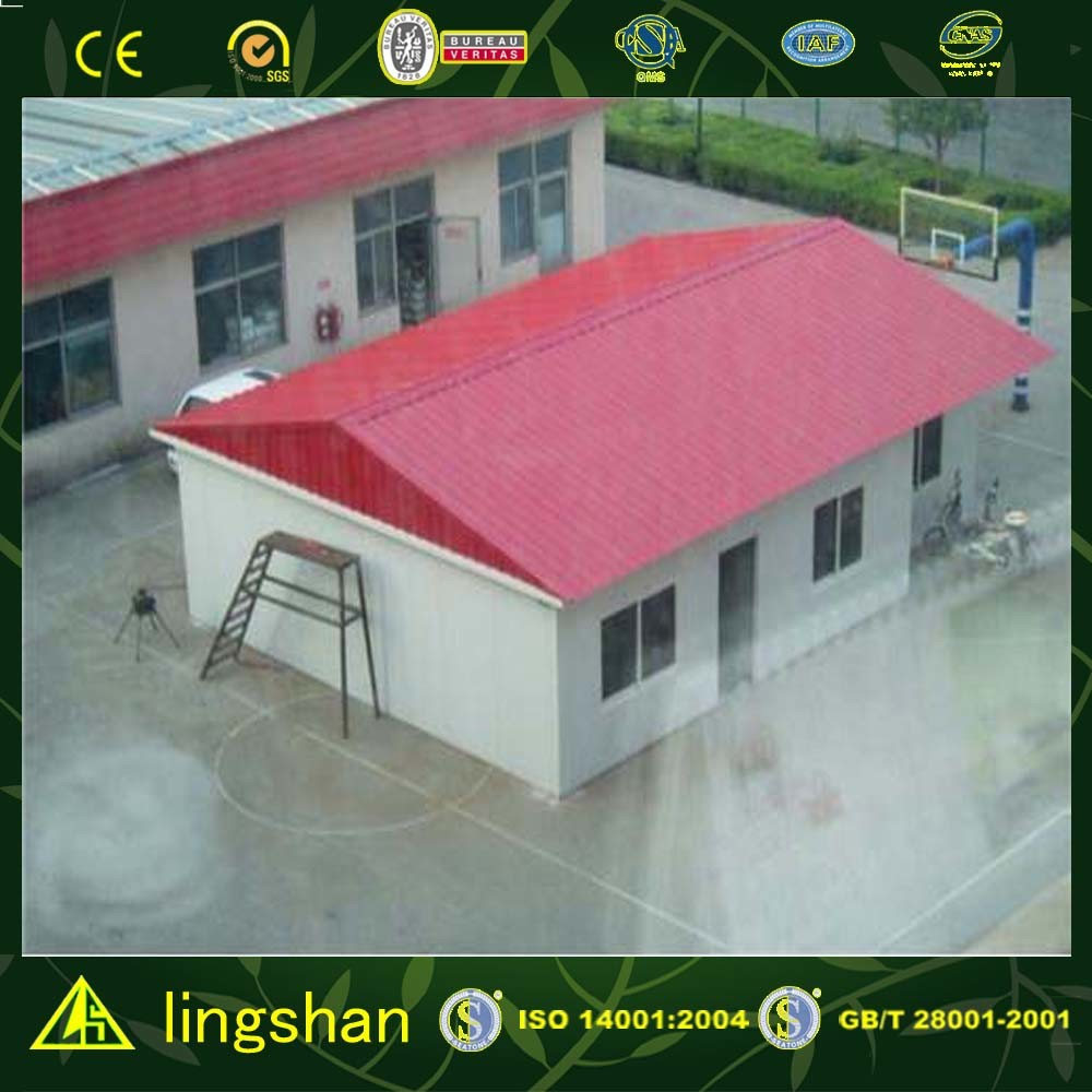 High Quality Prefab House (LS-MC-040)
