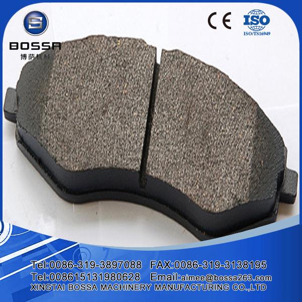 Heavy Duty Truck Brake Pad/Brake Ling/Brake Rotor