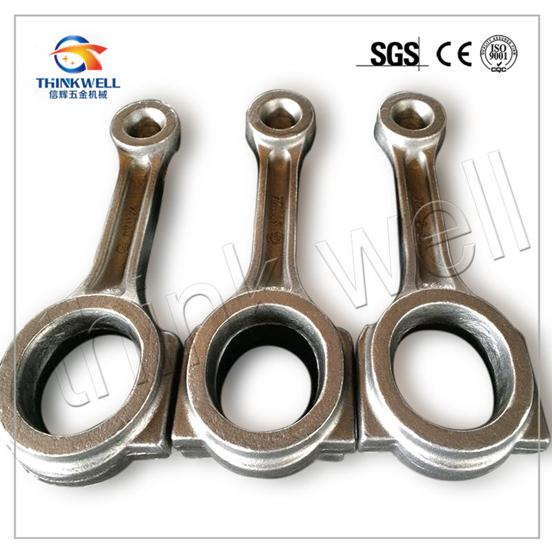 Best Feedback Plain Type Forged Auto Engine Connecting Rod