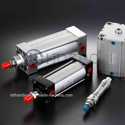 DNC, Si, Dsn, Mal Pneumatic Cylinder