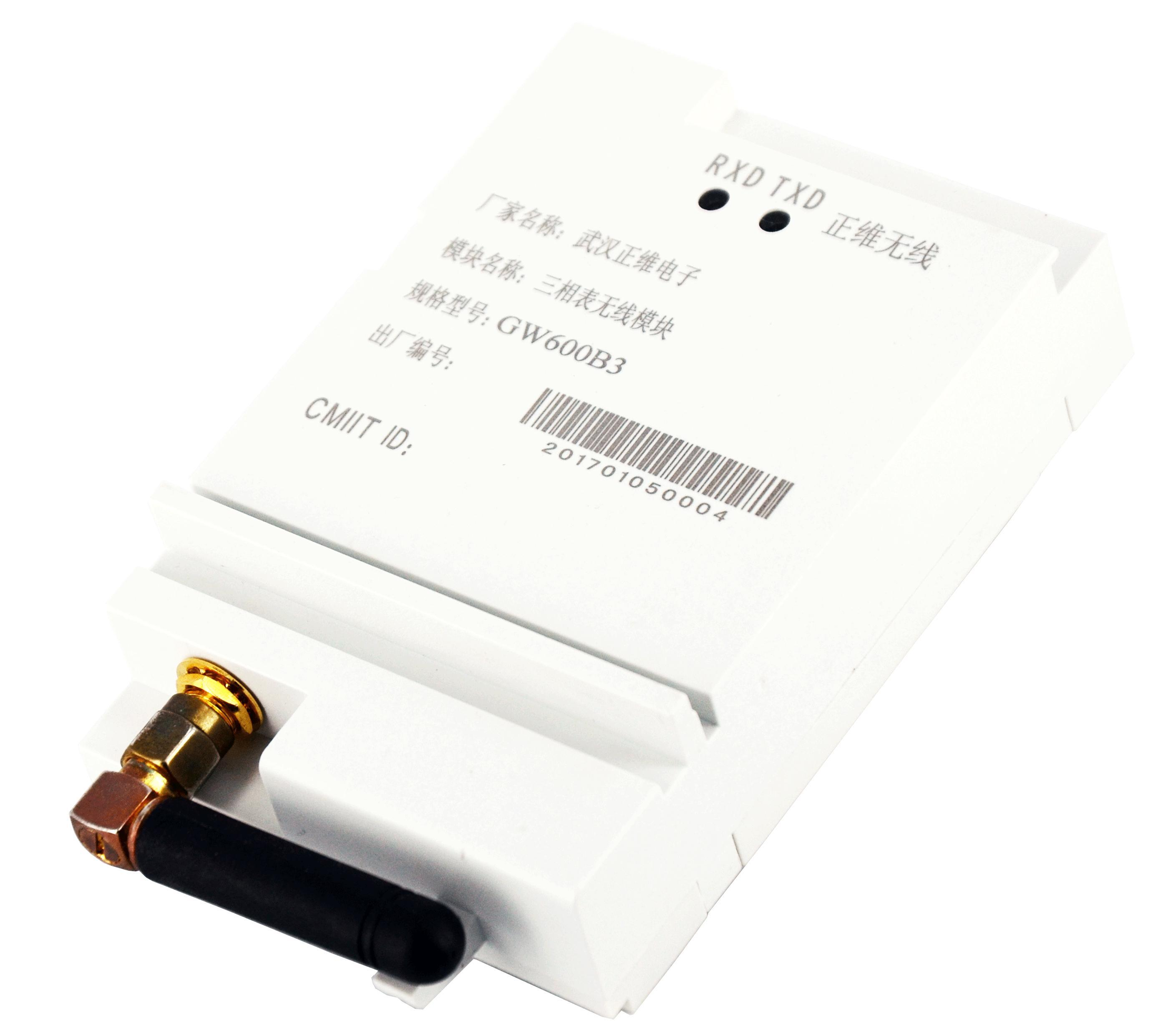 Remote Wireless Electricity Meter Reading Device / Wireless Data Concentrator Module