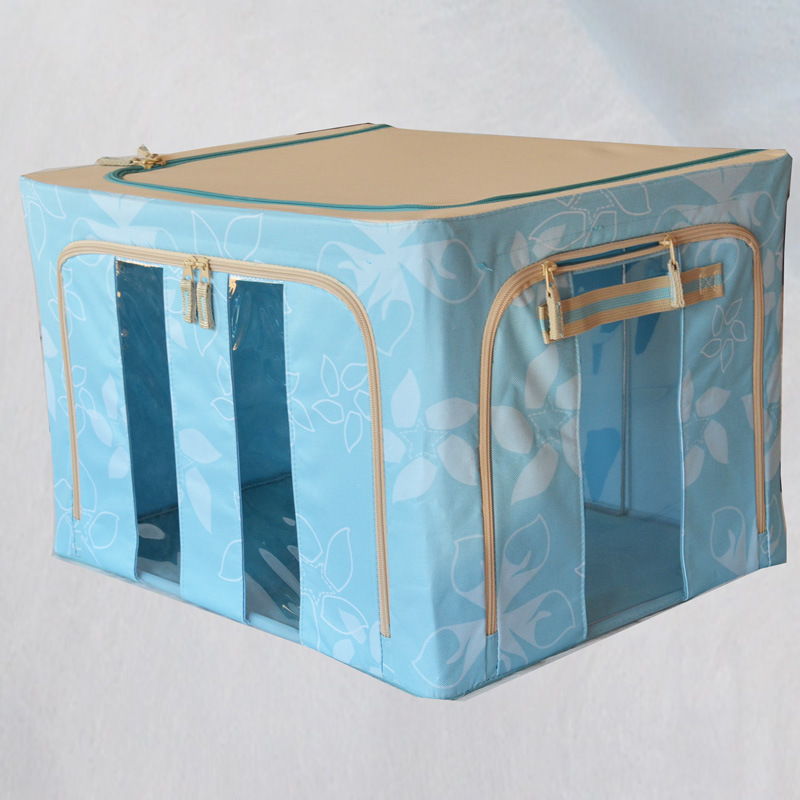 Bedroom Clothes Collecting Storage Box with Three Window