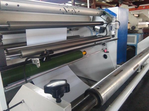 Paper Label Hot Melt Adhesive Coating Machine