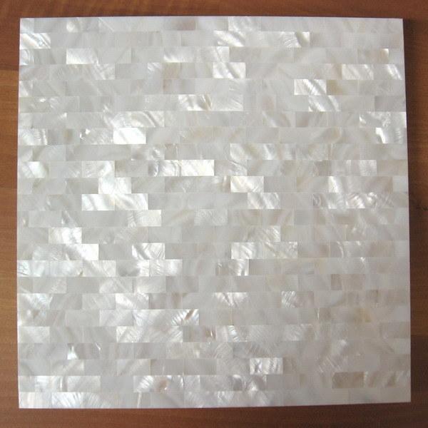 China Fresh Water River Shell Super White Ceramic Mother