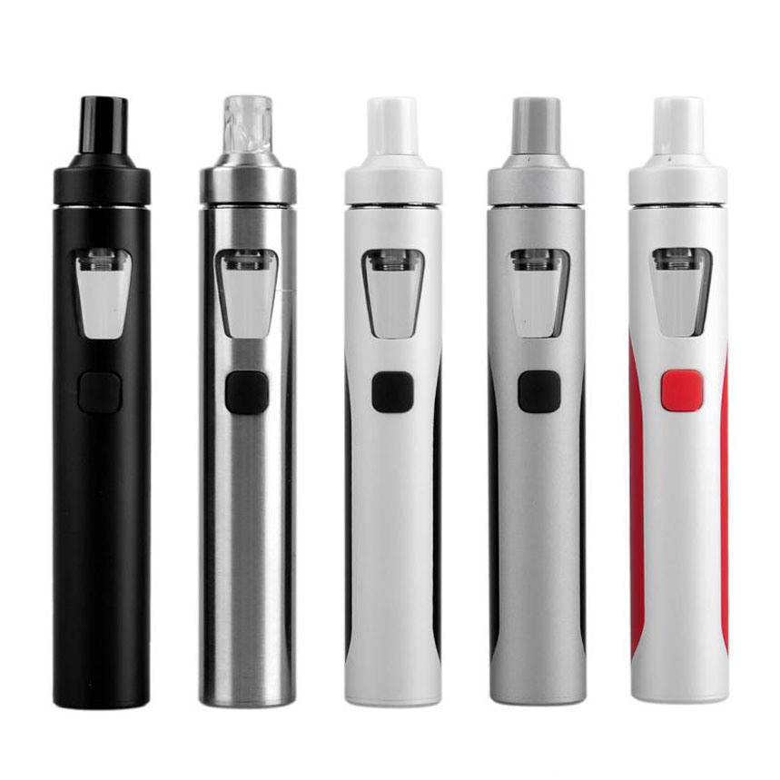 Eight Color EGO Aio Kit Huge Capacity 2ml E Cigarette
