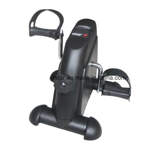 Indoor Cycling Trainer Resistance Adjustable Exercise Mini Bike