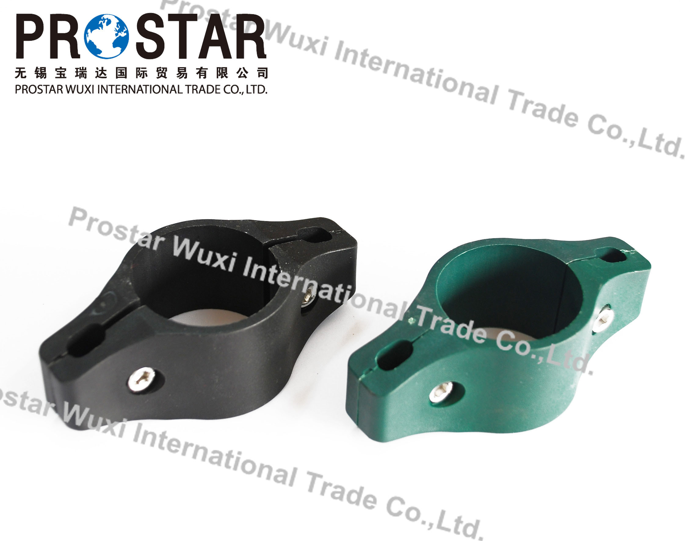 Nylon Middle Bracket, Nylon Middle Collar, Fence Fitting