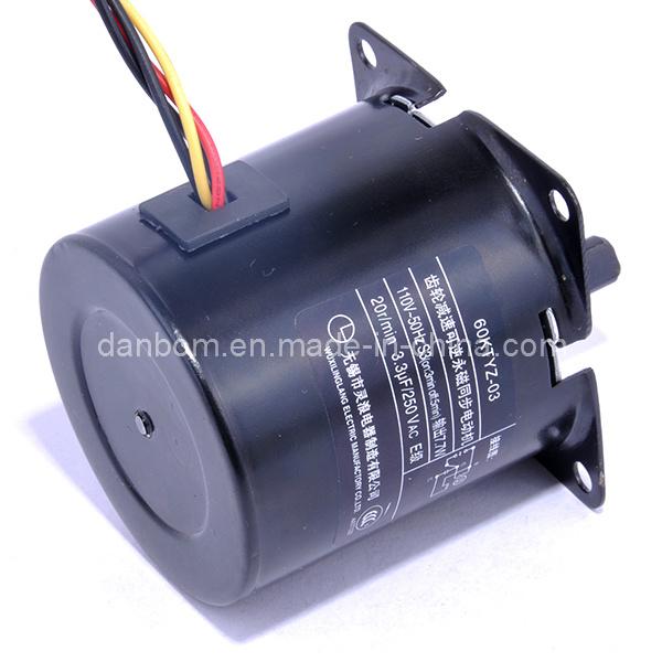 Micro 60KTYZ Synchronous Geared Motor