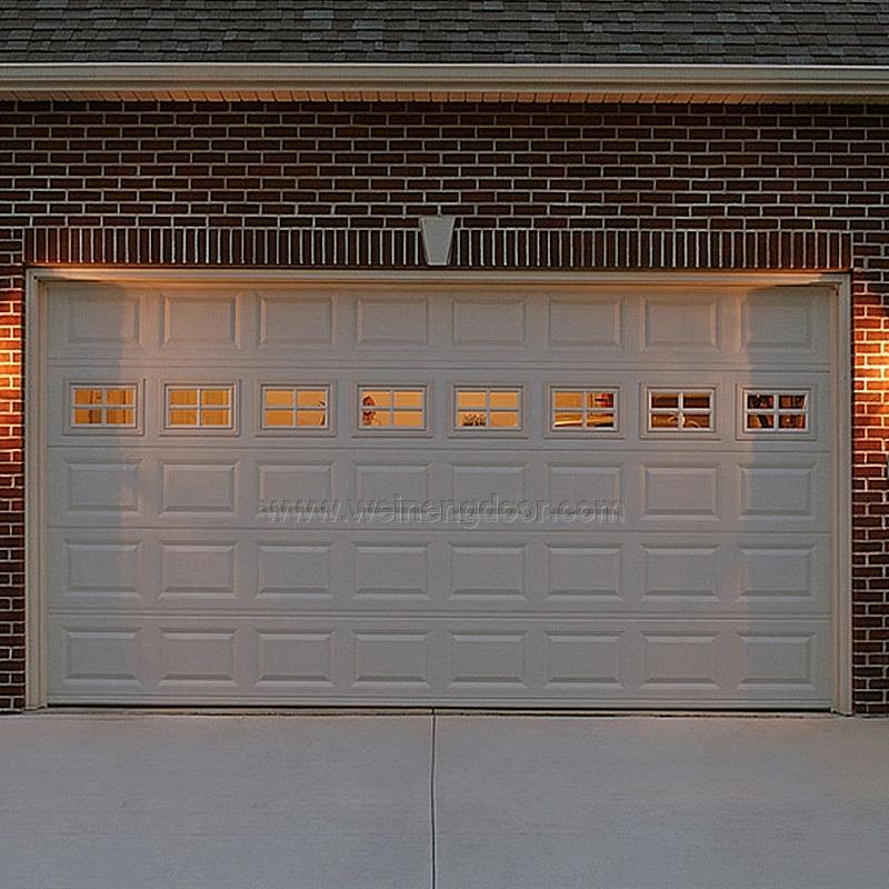 Cost of overhead garage doors garage door torsion prices for Overhead garage door sizes