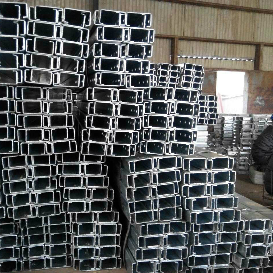Steel Fence with Post Spacer Nut for Highway Guardrail