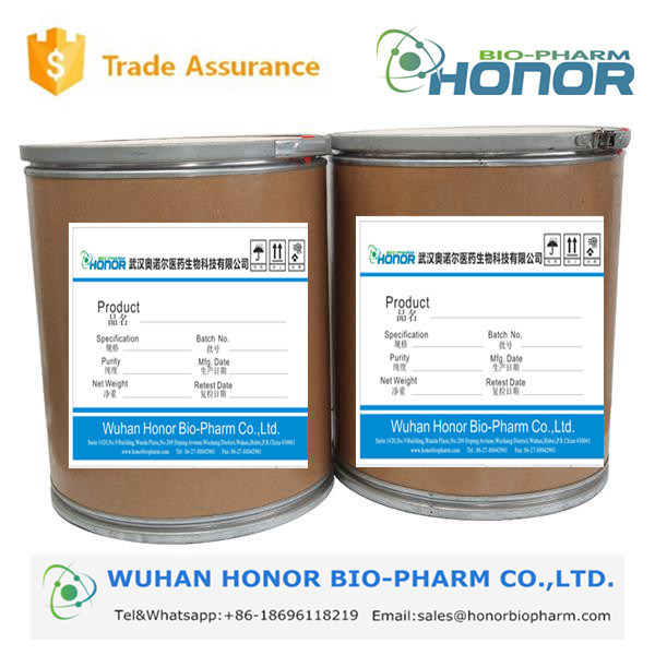 Local Anesthetic Powder Benzocaine 94-09-7 for Pain Killer