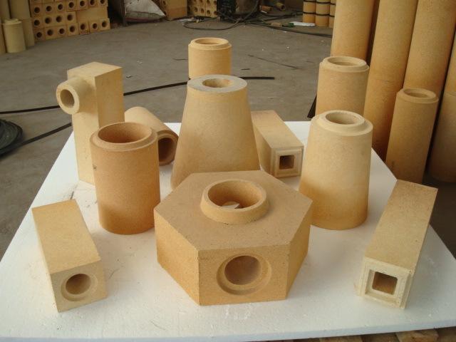 Refractory Bricks for Bottom Pour