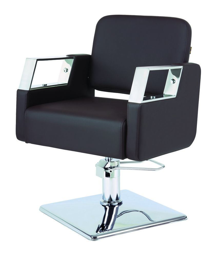 China black salon styling chair 006 89 china salon for Salon style chair