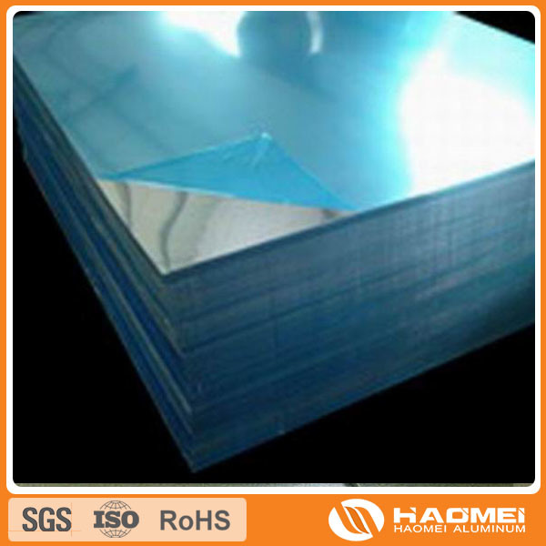 Hot Sale Polished Hammer Aluminium Sheet (for LED Lighting)