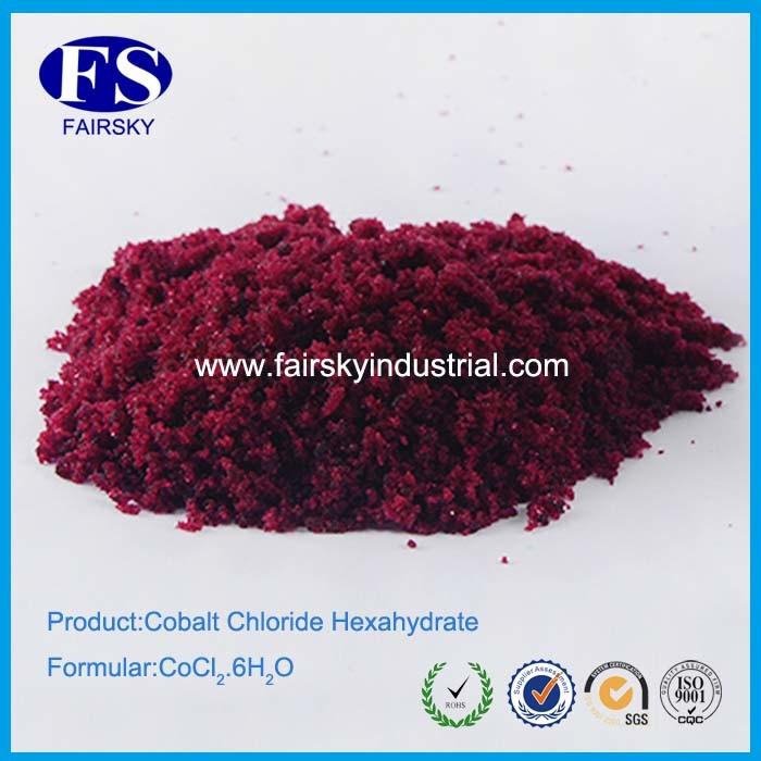 Industrial Grade Cobalt Chloride