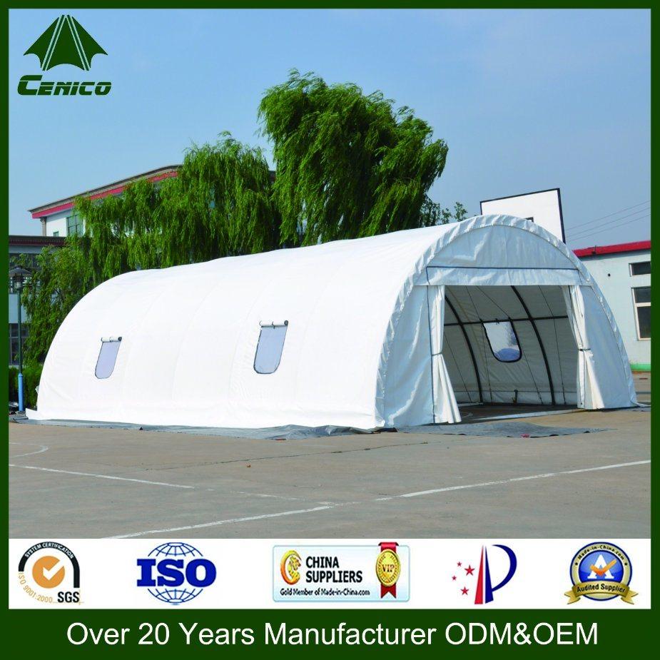 Fabric Building (Midsize Car Garage)