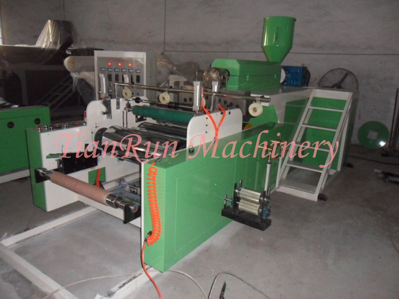 Single-Layer Stretch Film Machine (TR-SSF55-750, TR-SSF65-1250)