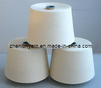 100% Open End Viscose Yarn Ne 18/1*