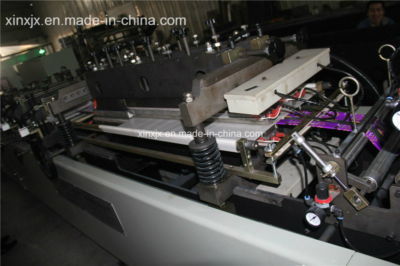 Outpacking Usage 3 Side Sealing Bag Making Machine 4 Side Sealing Bag Making Machine Center Sealing Bag Making Machine