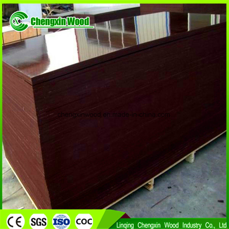 Shuttering Plywood/Brown Film Faced Plywood for Concrete Formwork