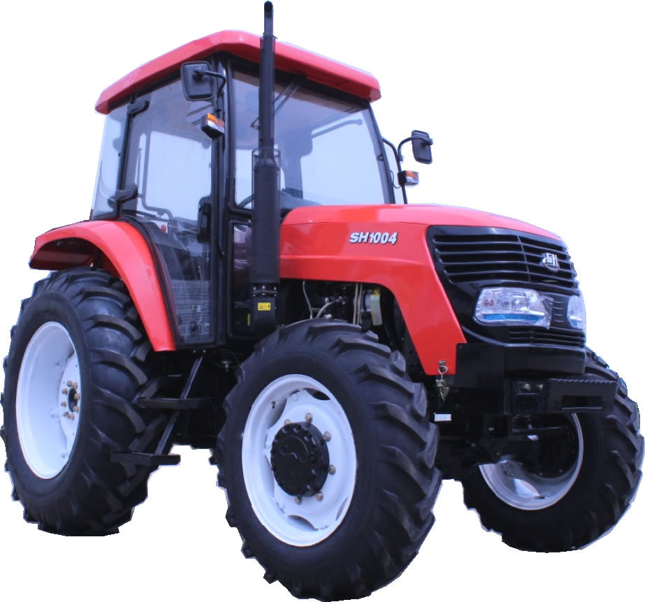Uses Of Four Wheel Tractor : China hp wheel tractor sh