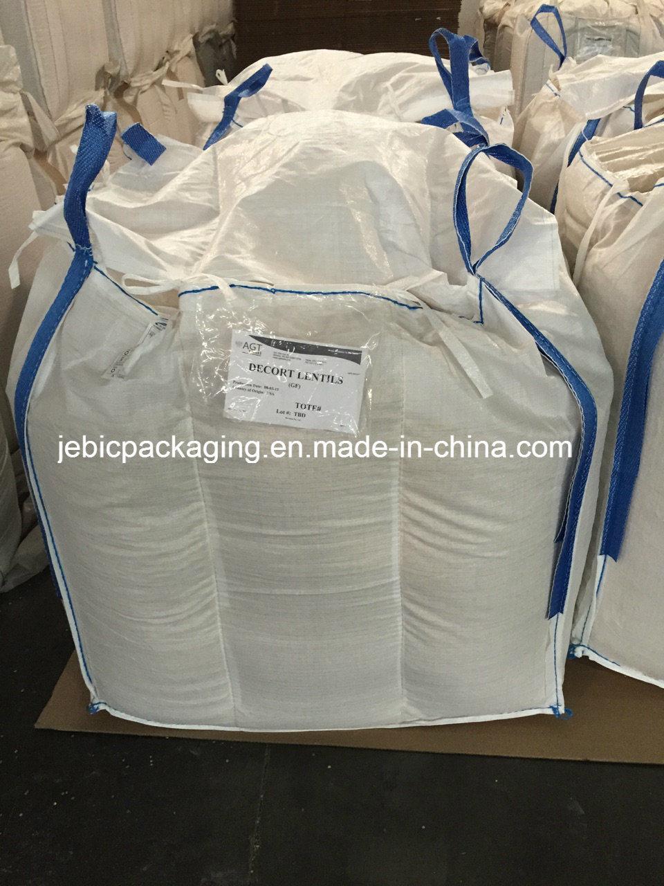 U-Panel FIBC Big Bag for Food Grade Product