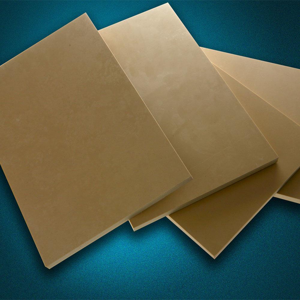 WPC Plastic Shuttering Board