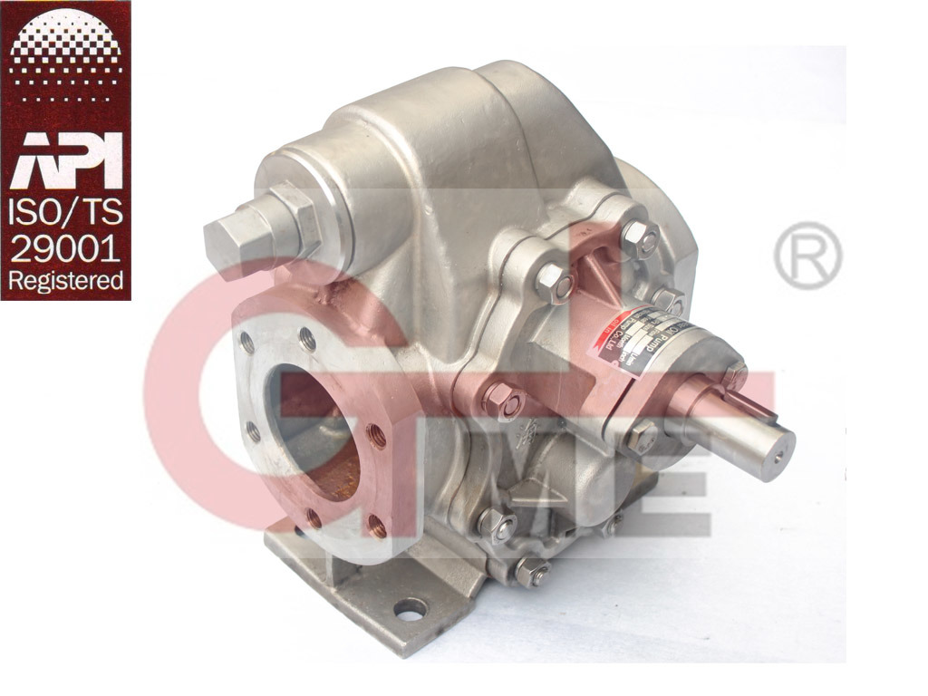 KCB Stainless Steel Gear Oil Pump (ISGB)