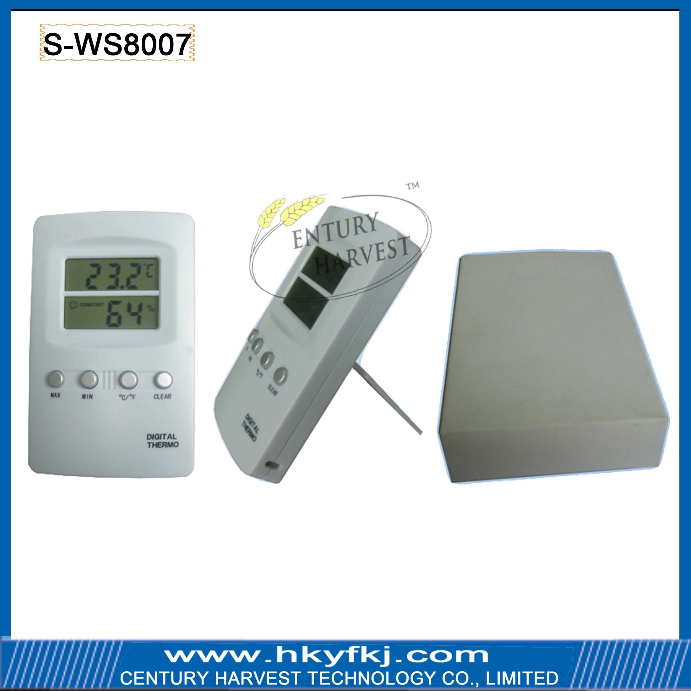 Controller (S WS8007) China Humidity Controller Temperature #00519F