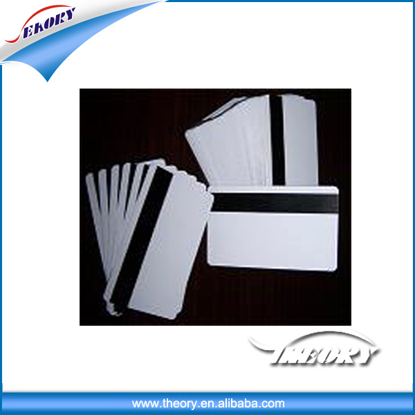 Good Quality PVC Blank Card/Blank Magnetic Cards/ID Cards