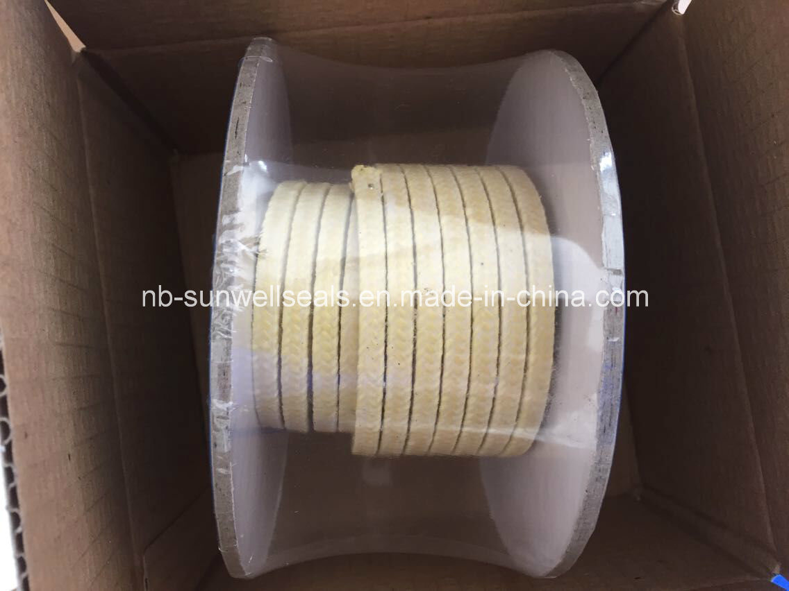 Aramid Fiber Packing, Nomex Fiber Packing, Kevlar Fiber Packing
