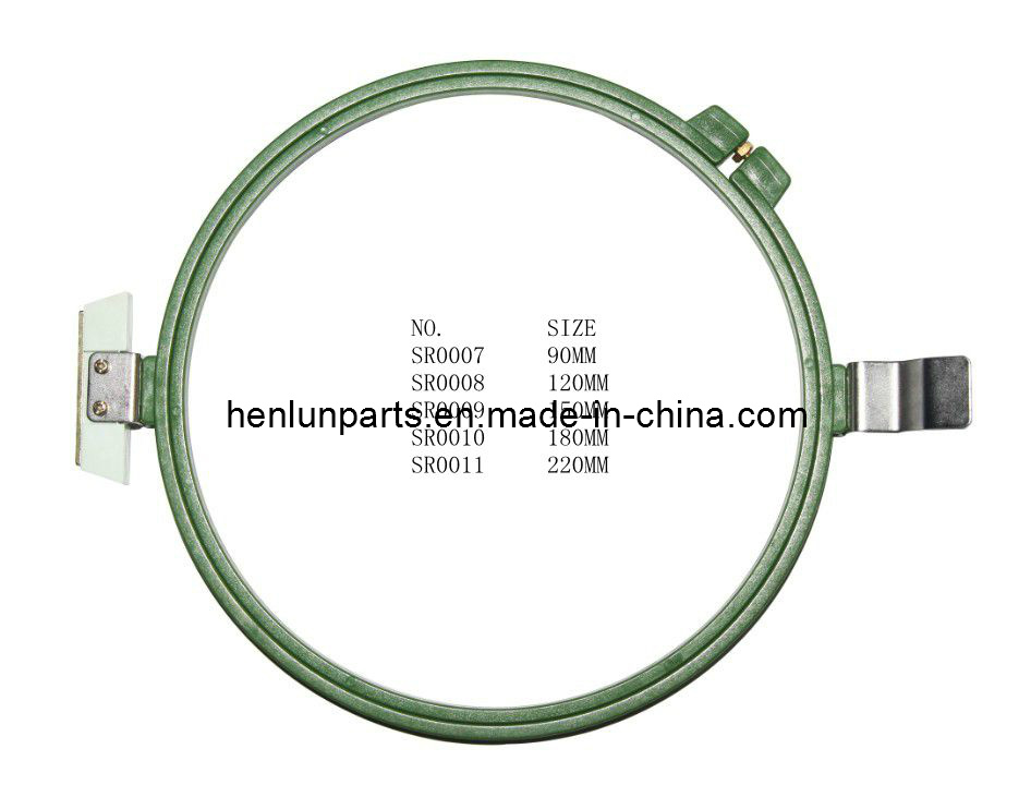 Embroidery Machine Parts for Hoop