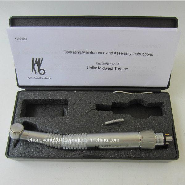 6hole Fiber Optic Dental High Speed Handpiece Kavo 660b Turbine