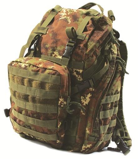 Assault Pack with Shoulder Bag