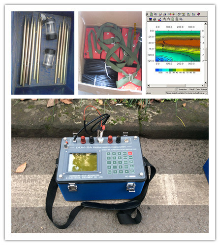 500m Geoelectrical Waterfinder, Underground Water Detection, Geoelectrical Water Detector, Underground Water Detector, Dzd-6A Ground Water Detector