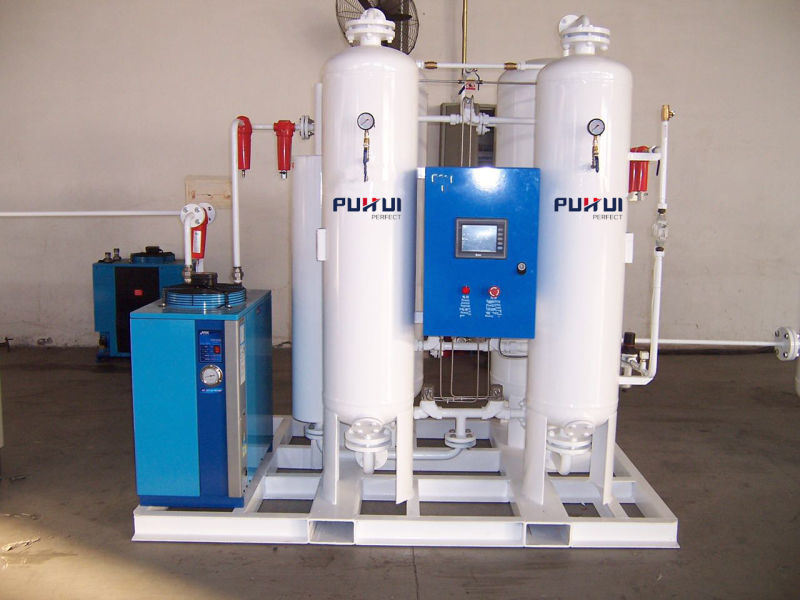 on Site Nitrogen Generator / Psa Nitrogen Gas Equipment for Food Storage