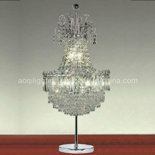 Crytal Table Lamp (AQ-3042)