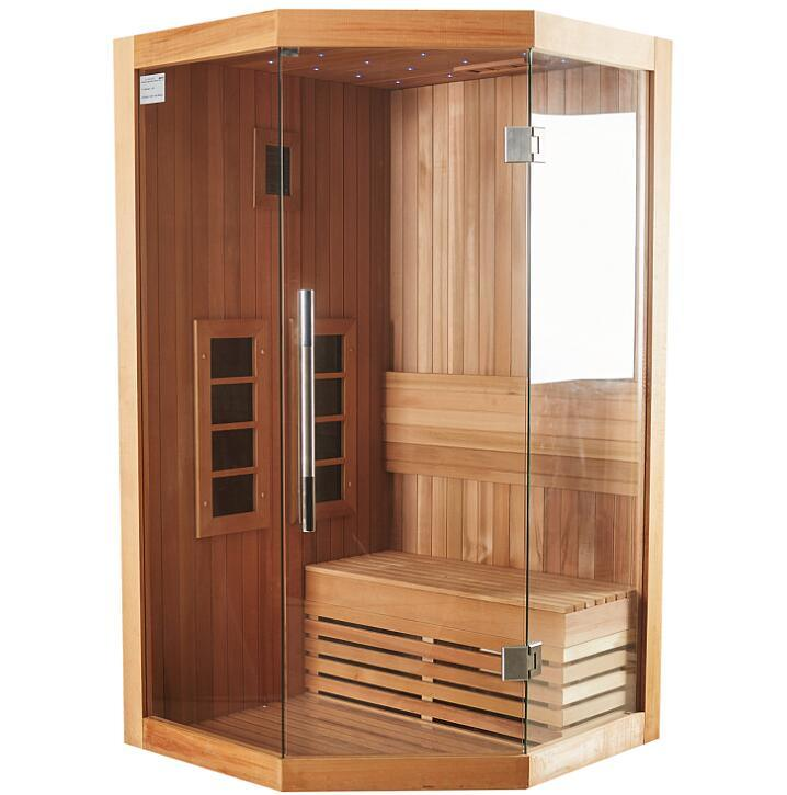 Diamond Design Comfortablehealthy Far Infrared Sauna House (I-011)