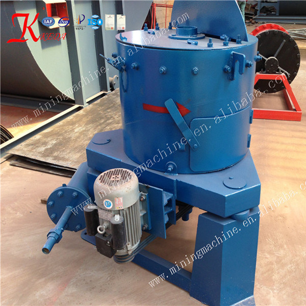 99% Recovery Rate Gold Processing Equipment, Gold Centrifugal Concentrator