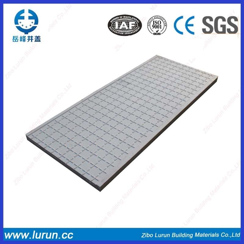 Fiber Reinforced Plastic SMC Composite Cable Cover
