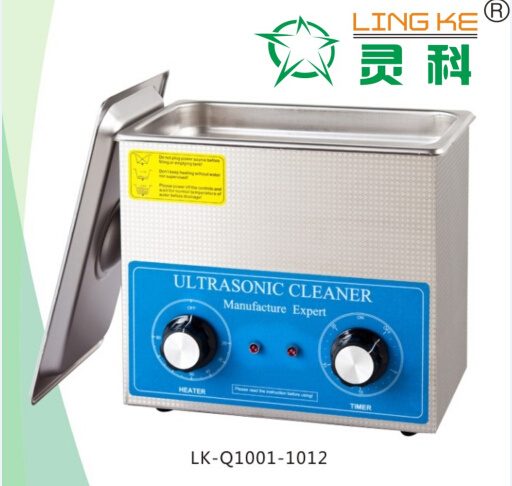 Ultrasonic Cleaning Machine with Steel Basket