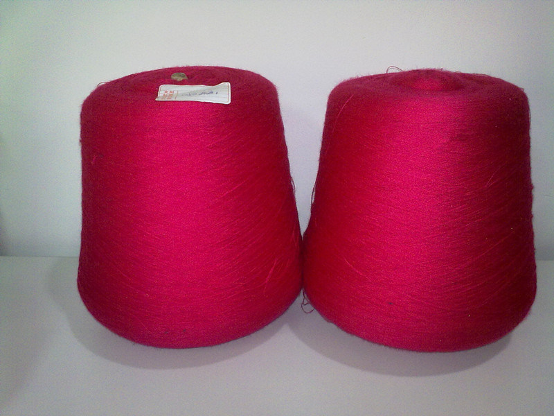 Acrylic Yarn of Dyed (Ne30/1 Ring Spun)