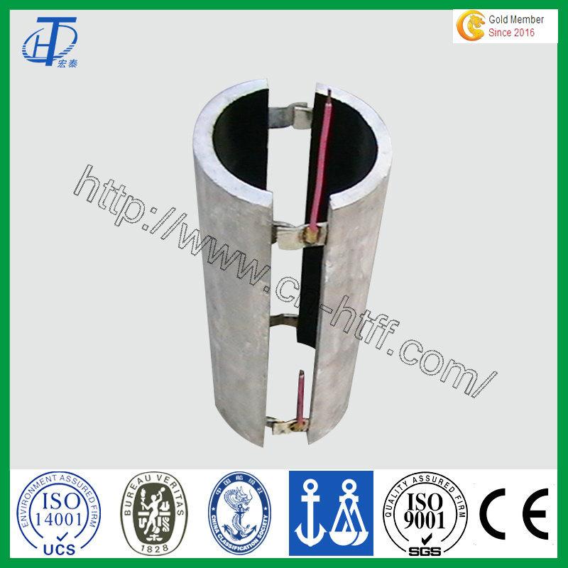 Al-Zn-in-Si Cathodic Protection Aluminium Anode