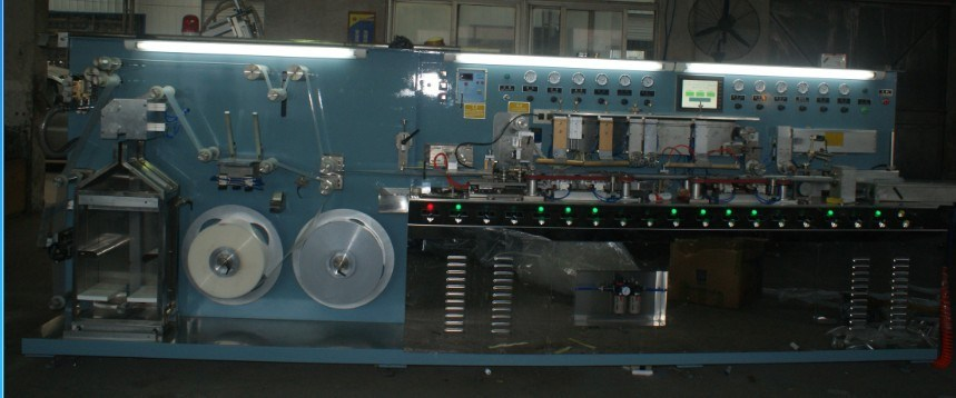 B. Gls-III Automatic Lami Tube Making Machine