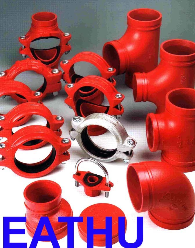 """FM/UL Ductile Iron Grooved Fittings (1""""-12"""")"""